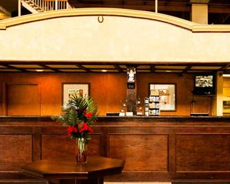Dfw Airport Hotel And Conference Center - Irving - Recepce
