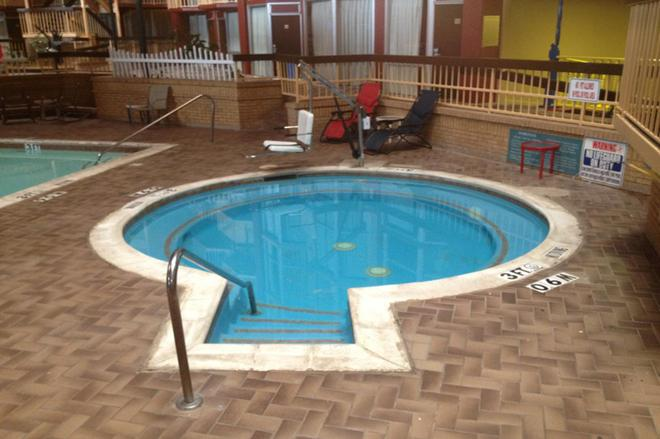 Dfw Airport Hotel And Conference Center - Irving - Uima-allas