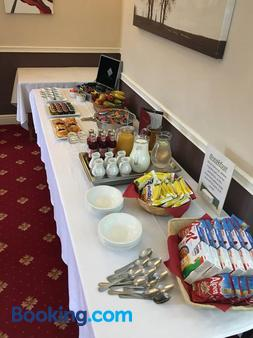 Old Rose and Crown Hotel - Birmingham - Buffet