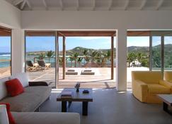 Le Sereno - Gustavia - Sala de estar