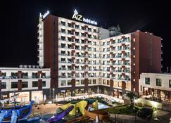 Az Hotel Montana - Mostaganem - Bygning