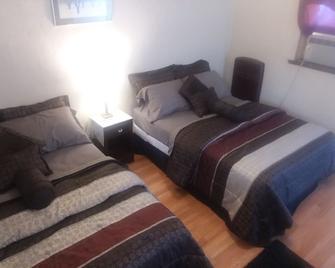 Downtown Motel - Trinidad - Bedroom
