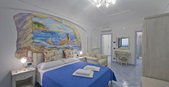 La Mela Blu - Furore - Bedroom