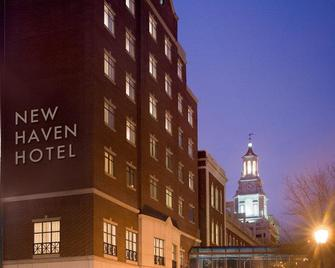 New Haven Hotel - New Haven - Building