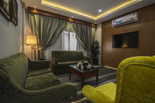 Shate Al Hayat Hotel Suites - Jeddah - Living room