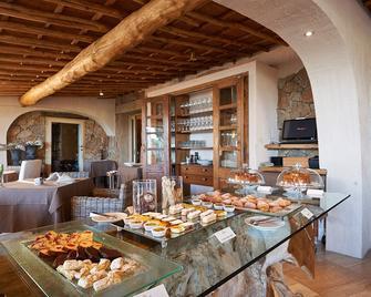 Petra Segreta Resort & Spa - San Pantaleo - Restaurant