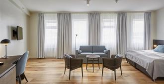 Fosshotel Reykjavik - เรคยาวิก - ห้องนอน