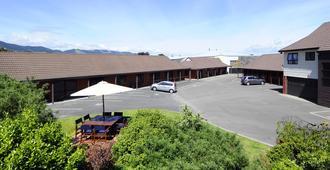 Amber Court Motel - Nelson - Building