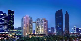 Grand Hyatt Guangzhou - גואנגג'ואו - בניין