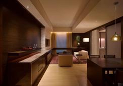 Grand Hyatt Guangzhou - Guangzhou - Bedroom