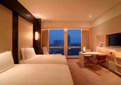 廣州富力君悅大酒店 - 廣州 - 臥室