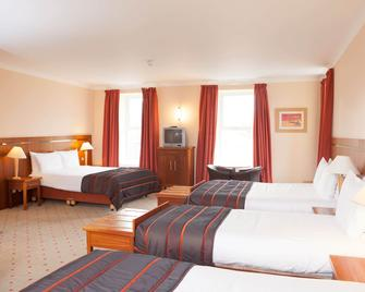 Lahinch Coast Hotel & Suites - Lahinch - Schlafzimmer