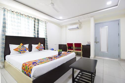 馬哈普爾斯里法布飯店 - 海得拉巴 - 臥室
