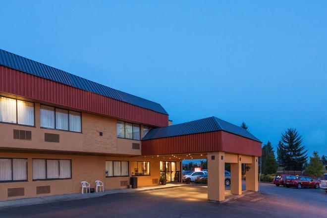 Ramada by Wyndham Coquitlam - Coquitlam - Edificio