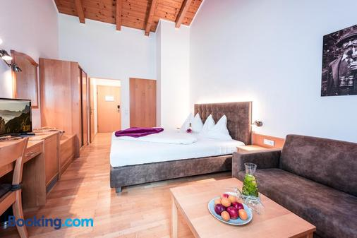 Hotel Stadt Wien - Zell am See - Phòng ngủ