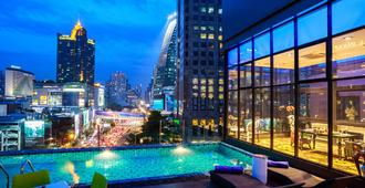 Hotel Clover Asoke - Bangkok - Svømmebasseng