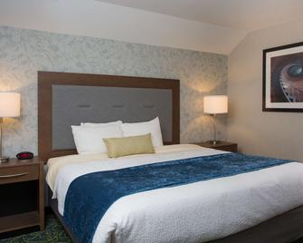 Best Western Plus Portsmouth Hotel and Suites - Portsmouth - Bedroom