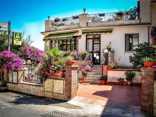 Hotel Condor - Taormina - Rakennus