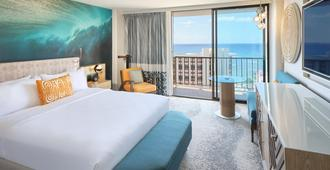 Waikiki Beachcomber by Outrigger - Honolulu - Slaapkamer