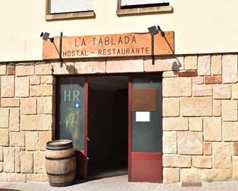 Hostal La Tablada - Navaleno - Outdoor view