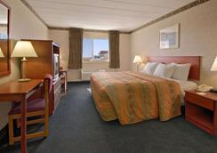 Days Inn by Wyndham Atlantic City Beachblock - Atlantic City - Bedroom