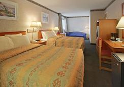 Days Inn by Wyndham Atlantic City Beachblock - Atlantic City - Schlafzimmer
