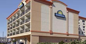 Days Inn by Wyndham Atlantic City Beachblock - Atlantic City - Gebäude
