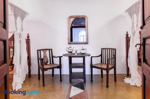 Zanzibar Coffee House - Zanzibar - Dining room