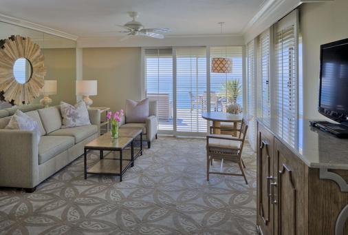 Surf And Sand Resort - Laguna Beach - Living room