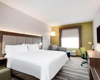 Holiday Inn Express Hotel & Suites Clewiston, An IHG Hotel - Clewiston - Спальня