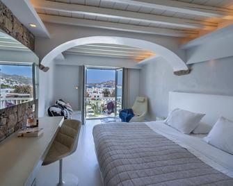 Semeli Hotel - Mykonos - Slaapkamer