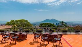 Culture Hotel Villa Capodimonte - Nápoles - Varanda