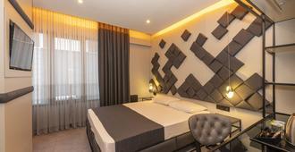 White Palace Hotel - איסטנבול - חדר שינה
