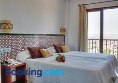 Hotel Mirador Arabeluj - Granada - Phòng ngủ