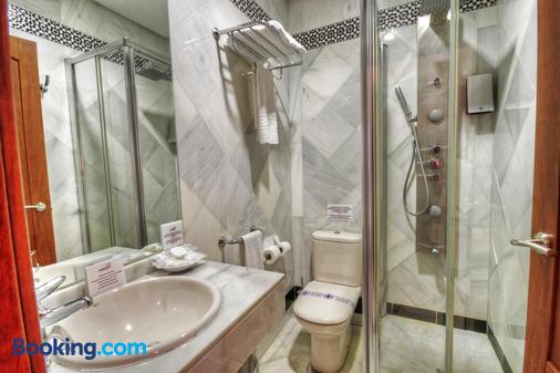 Hotel Mirador Arabeluj - Granada - Phòng tắm