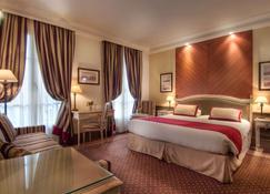 Best Western Premier Trocadero la Tour - Paris - Bedroom