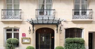Best Western Premier Trocadero la Tour - Paris - Bangunan