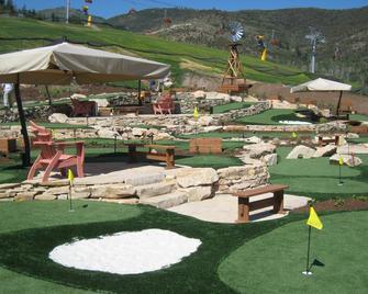 Silverado Lodge, Park City - Canyons Village - Park City - Golfplatz