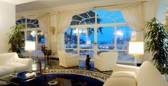 Grand Hotel Quisisana - Κάπρι - Σαλόνι