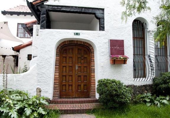 Casanovas Hotel Boutique - Bogotá - Rakennus