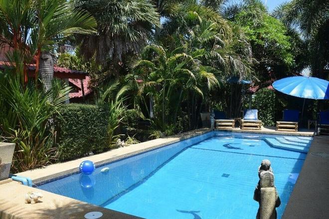 Sanuk Bungalows - Rawai - Pool