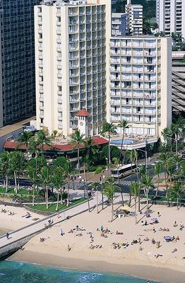 Park Shore Waikiki - Honolulu - Rakennus