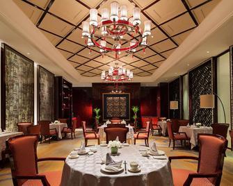 Wanda Realm Fushun - Fu-šun - Restaurace