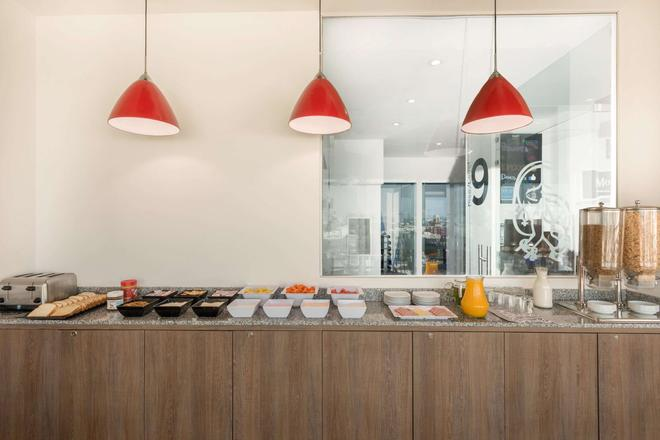 TRYP by Wyndham Mexico City World Trade Center Area - Mexico City - Buffet