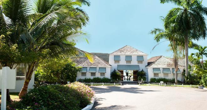 Round Hill Hotel And Villas - Montego Bay - Rakennus