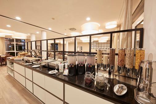 GHOTEL hotel & living Göttingen - Göttingen - Buffet