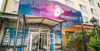 Smart Stay - Hostel Munich City - Múnich - Edificio