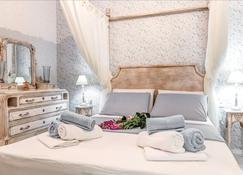 Papalina Suite - Corfu - Bedroom