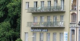 The Tourist City & River Hotel Lucerne - Lucerne - Building