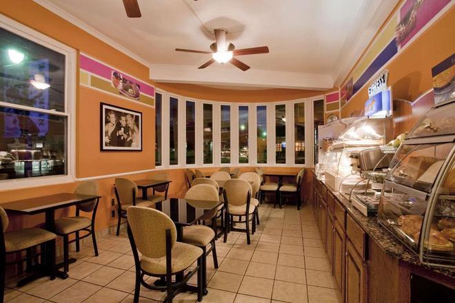 Century Park Hotel - Los Angeles - Buffet